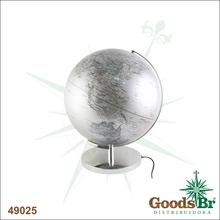GLOBO PRATA ILUMINADO G BASE ARCO FULLWAY 51x43x45cm