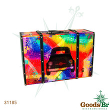 _#MALETAS CJ3PC DESIGN CAR FULLWAY 60x40x22cm
