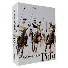 BOOK BOX EVERYTHING ABOUT POLOFULLWAY 26x20x7cm