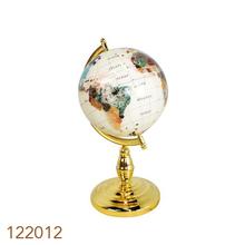 GLOBO DE PEDRAS WHITE GOLDEN MINI GOLDWAY D=15 23x22x22cm