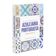 BOOK BOX AZULEJARIA PORTUGUESAFULLWAY 36x27x5cm