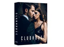 BOOK BOX CLUB HOUSE VIP ONLY 26X20X7CM
