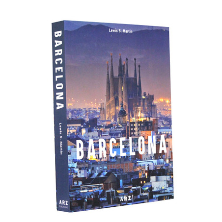 BOOK BOX BARCELONA 36x27x5cm