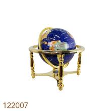 GLOBO PEDRAS TRIPE DARK BLUE GOLDEN GOLDWAY D=22 28x30x30cm