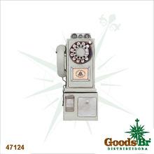 REPLICA TELEFONE RETRO EM METAL OLDWAY 52x25x16cm