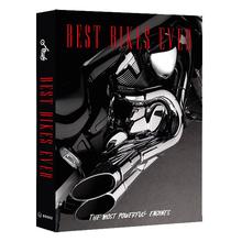 BOOK BOX BEST BIKES EVER 36x27X5CM