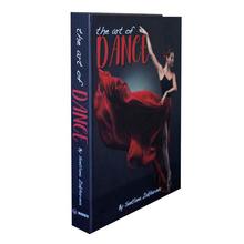 BOOK BOX DANCE 30x24x4cm