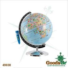 _GLOBO COM SOM EM INGLES DIDATICO FULLWAY 42x31x31cm