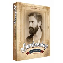 BOOK BOX BARBERSHOP FULLWAY36X27X5CM