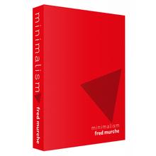 BOOK BOX BAUHAUS MINIMALISMFULLWAY 30x24x4cm