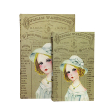 _BOOK BOX CJ 2PC DURHAN WAREHSE OLDWAY 31x21x7cm