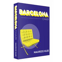 BOOK BOX BAUHAUS BARCELONA FULLWAY 30x24x4cm