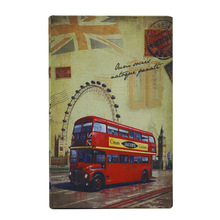_BOOK BOX LONDON BUS OLDWAY 21,2X14X3CM