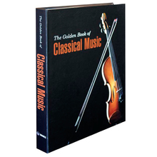 BOOK BOX CLASSIC MUSICAL 30x24X4CM