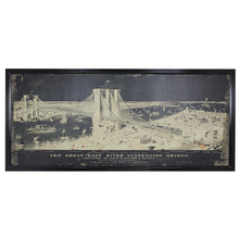 _QUADRO PONTE BROOKLINCOM MOLD OLDWAY 90x200x5cm