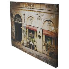_TELA IMPRESSA ANTIQUE CAFE HORIZONT OLDWAY 60x80x3cm