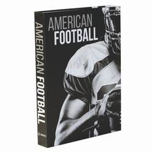 BOOK BOX FUTEBOL AMERICANO 36x27X5CM