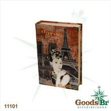 BOOK BOX CJ 2PC SEDA PARIS AUDAUDREY OLDWAY 33X22X7CM