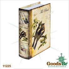 _BOOK PHONE PASSAROS OLDWAY 22x15X6CM