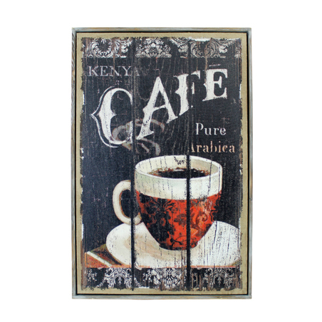 tela linho cafe 80x120x4cmx4cm