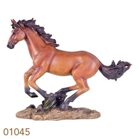 cavalo marrom g  41x51x4cmx4cm