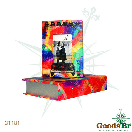 -book box cj 4pc p/retrato desifiat  37x27x8cm