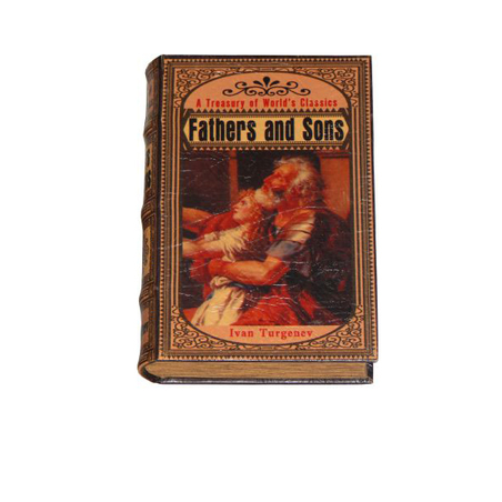 -book box cj 2pc father and sons  33x22x7cm