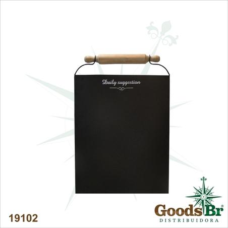 quadro negro (daily suggestion)  83x55x3cm
