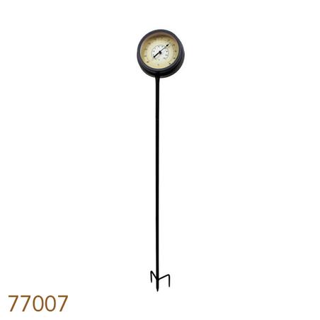 -termometro c estaca para jardim  110x16x5cm