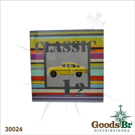 -quadro impresso laca classic 12  70x70x6cm