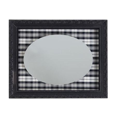 ESPELHO BOX RET G MOLD BLACK CLASSIC 6 FULLWAY 73x58cm