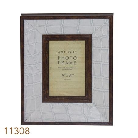 porta retrato pu gelo  croco 10x15  26x21x4cm