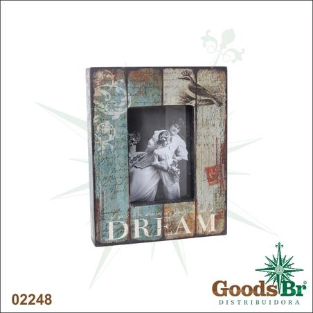 -porta retrato caixa dream  30x24x5cm