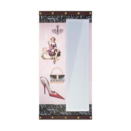 -espelho shoes&bag design grae  160x80x7cm