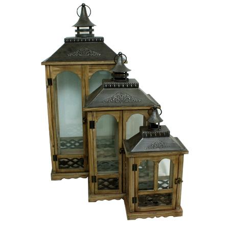 lanterna kathmandu cj 3pc 89x40x30cm