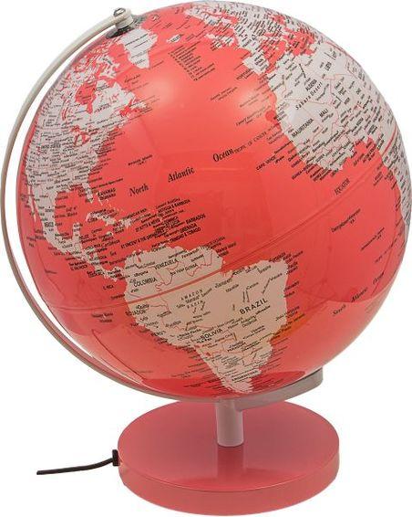 -globo ilumina pink  40x31x30cm