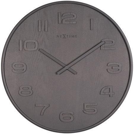relogio parede grey nextime d=53cm
