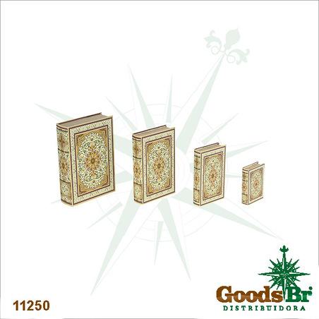 book box cj 4pc design tapeteclaro +c660