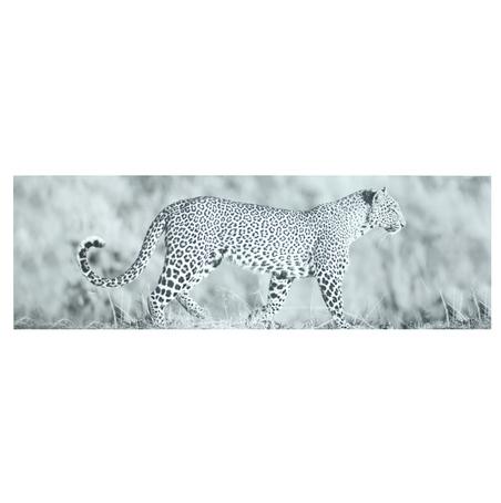 tela impressa onÇa pintada 45x140x4cm