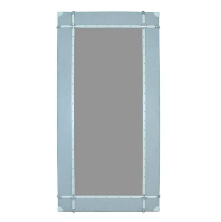 -espelho emoldurad wood/linen off white  100x200x8cm