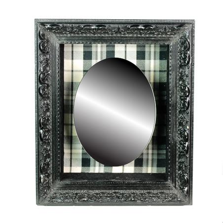 ESPELHO BOX RET P MOLD BLACK CLASSIC 4,5 FULLWAY 33x27cm