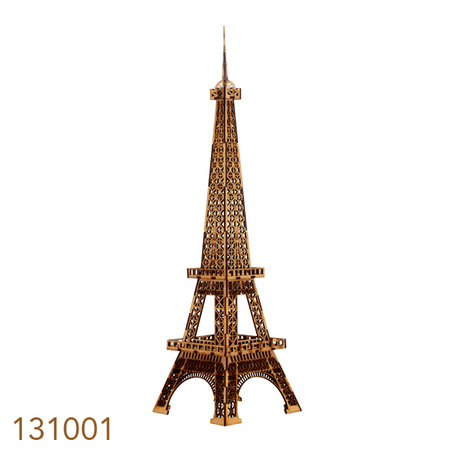 torre eiffel mini quebra-cabeca 32 pcs  53x14x14cm