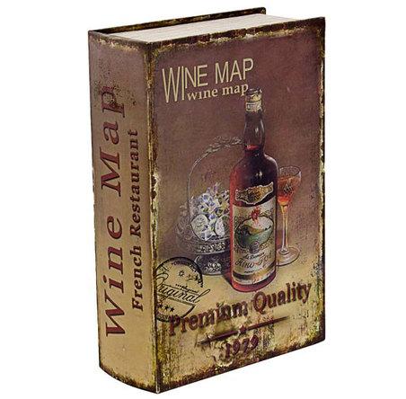 caixa de vinho para 2 garrafas  42x28x12cm