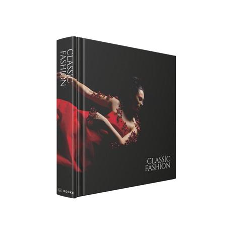 book box classic fashion 30x30x5cm