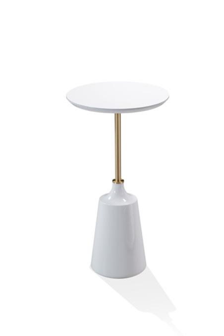 mesa lateral quieve studio 33x33x60cm