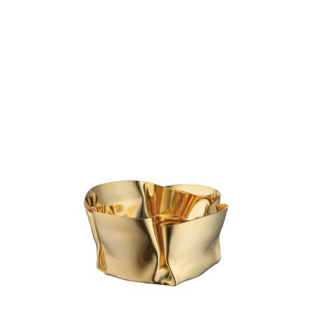 cachepot fiori Ø13 ouro 24k