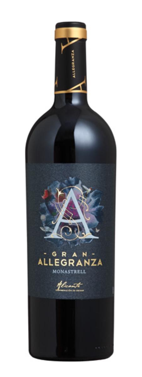 vinho hammeken - gran allegranza monastrell - tinto