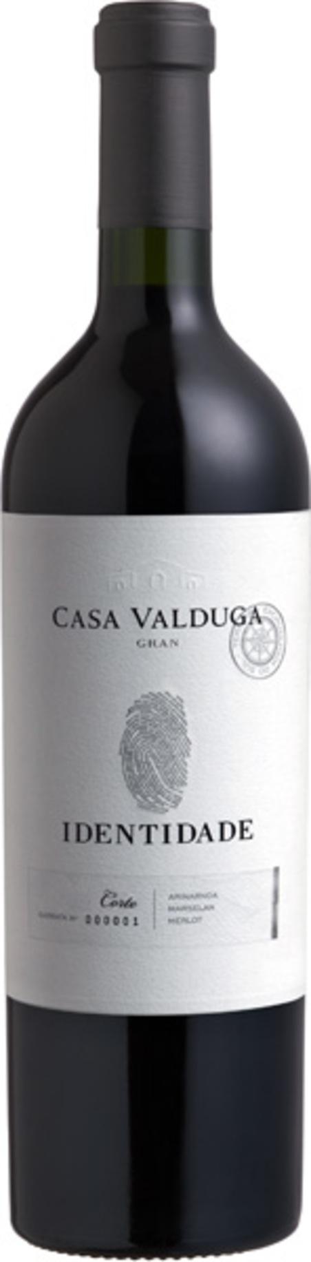 vinho identidade gran reserva cortegf 750ml