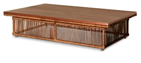 mesa centro roterdà ret 3 70x26x110cm