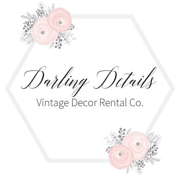 Profile Image of Darling Details Vintage Decor Rental Co.